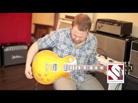 Gibson Les Paul 1959 Duane Allman Reissue Aged ( 2013)