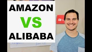 AMAZON VS ALIBABA - BUY BOTH STOCKS NOW?