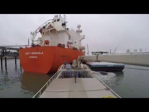 Barge Timelapse