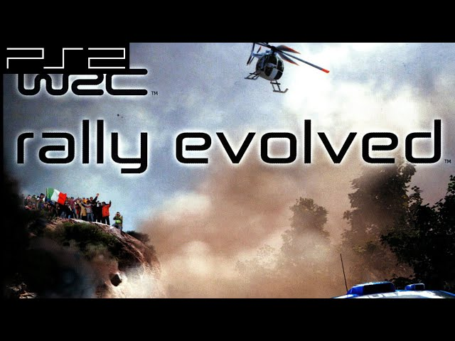 Playthrough [PS2] WRC: Rally Evolved