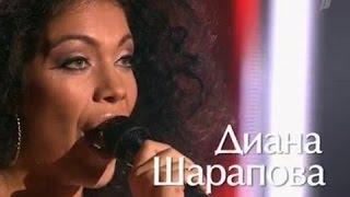 Диана Шарапова - Стоп - шоу Голос 3 (5 выпуск 03.10.2014)