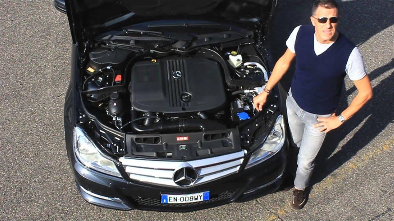 Mercedes Motor  V Caracteristicas