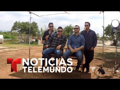 Calibre 50: Música En Honor De La Comunidad Inmigrante | Noticiero | Noticias Telemundo