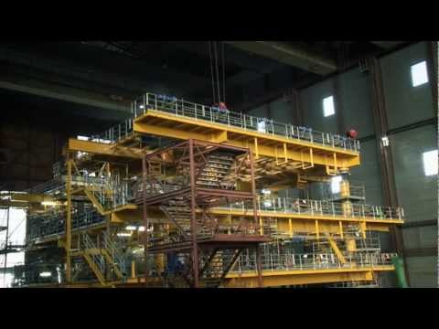 Heerema Fabrication Group: Projects in the Oil & Gas industr