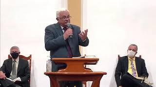 A Santa Vocação ao Sagrado Ministério (2 Tm 1.6-14) | Rev. Eloy H. Frossard [1IPJF]