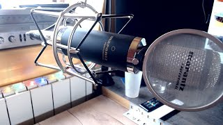 unboxing micro MARANTZ MPM-2000