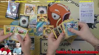 Our Most INSANE Pokemon Sun & Moon Box Opening So Far!