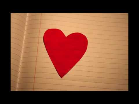 Paper Heart (Stop Motion)