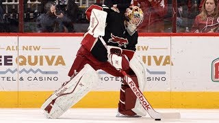 Goalies Trying to Score Part 2