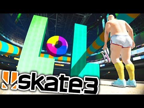 CE SKATEPARK EST UN PIÈGE ! | Skate 3 #20