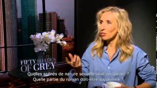 50 Shades Of Grey: Interview Exclusive De Sam Taylor Johnson