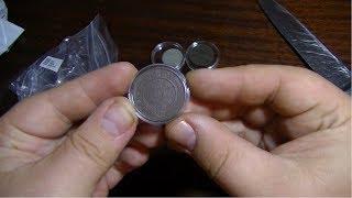 Контейнеры под монеты и зажигалка(, 2017-06-22T19:24:41.000Z)
