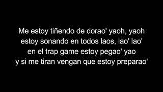ECKO YG - DORADO • LETRA •