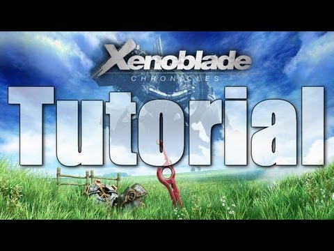 Xenoblade Chronicles How To Boost Affinity Tutorial