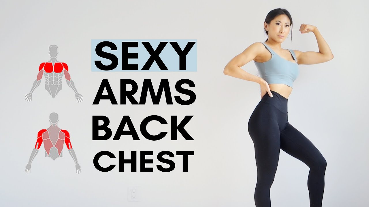 Fire Upper Body Exercises   Quick & Fast Workout