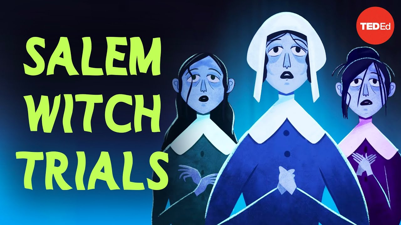 Download What really happened during the Salem Witch Trials - Brian A. Pavlac