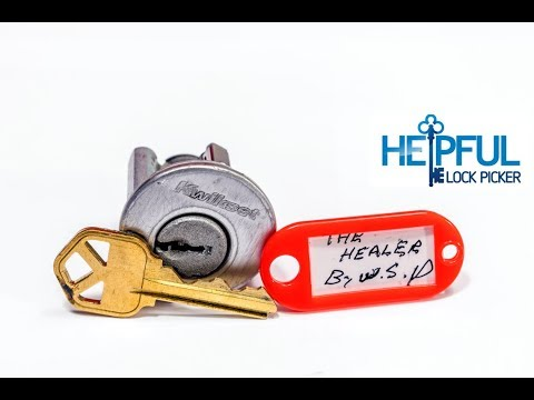 [191] The Healer by Washington State Picked and Gutted (Challenge Lock)