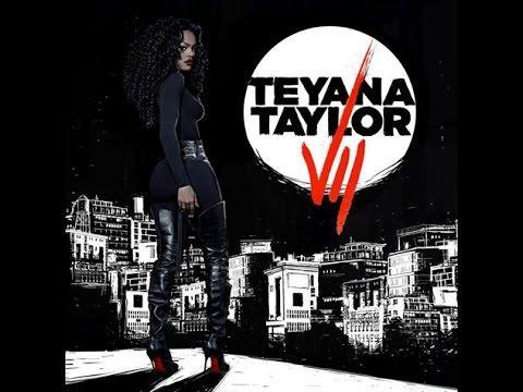 Teyana Taylor Album Playlist