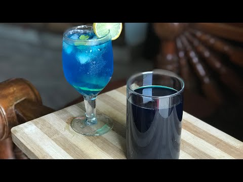Blue curacao syrup recipe homemade blue lagoon syrup recipe