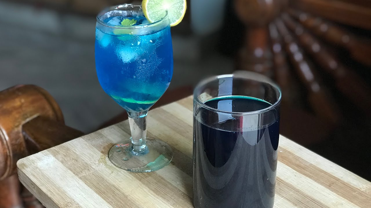 Blue Curacao Cocktail Alkoholfrei Blue Curacao Syrup Recipe Homemade Blue Lagoon Syrup Recipe