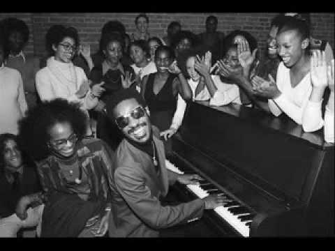 Stevie Wonder - Love light in flight