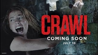 Crawl (2019) – Coming July 10 – Paramount Pictures Trinidad