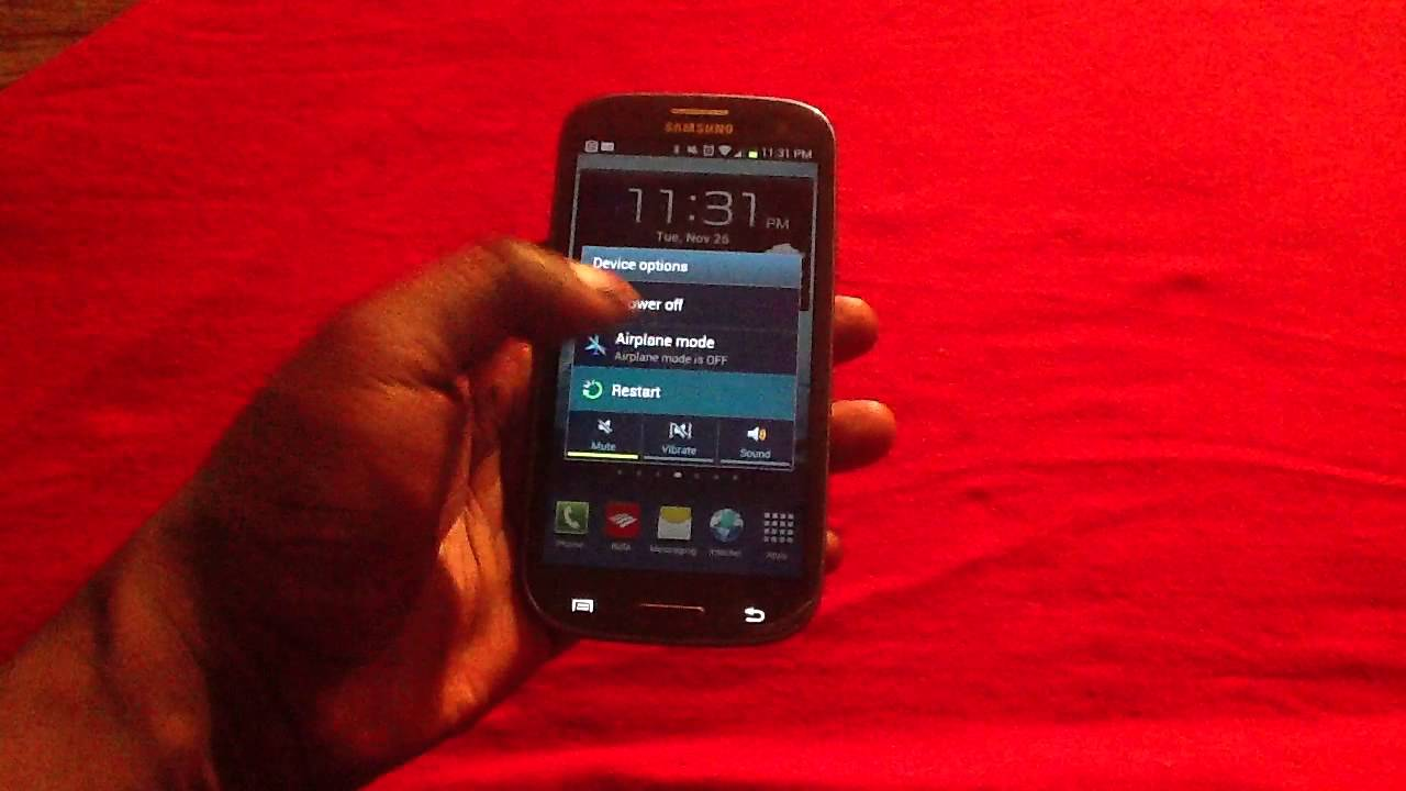 how to change notifications on samsung s3