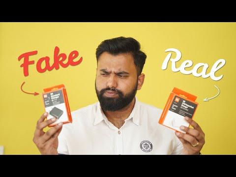 Fake Xiaomi Gadgets!