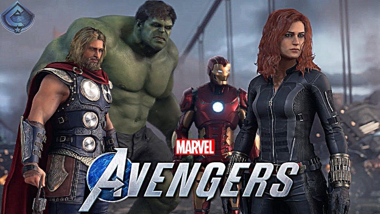 Marvel's Avengers Game - Hands On ...