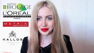 видео Профессиональная маска для волос Лореаль