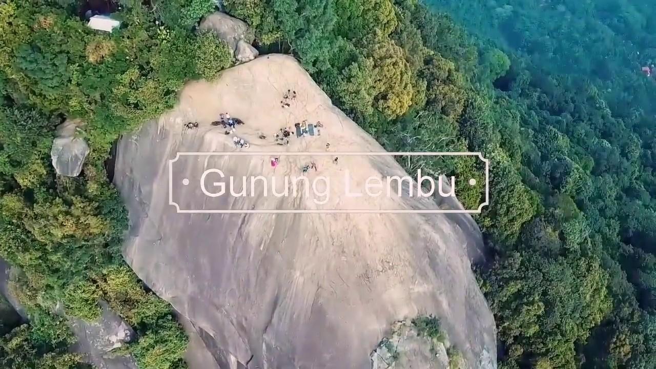 Gunung Lembu Purwakarta Jawa Barat Youtube