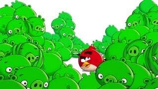 Bad Piggies Trailer (Angry Birds)