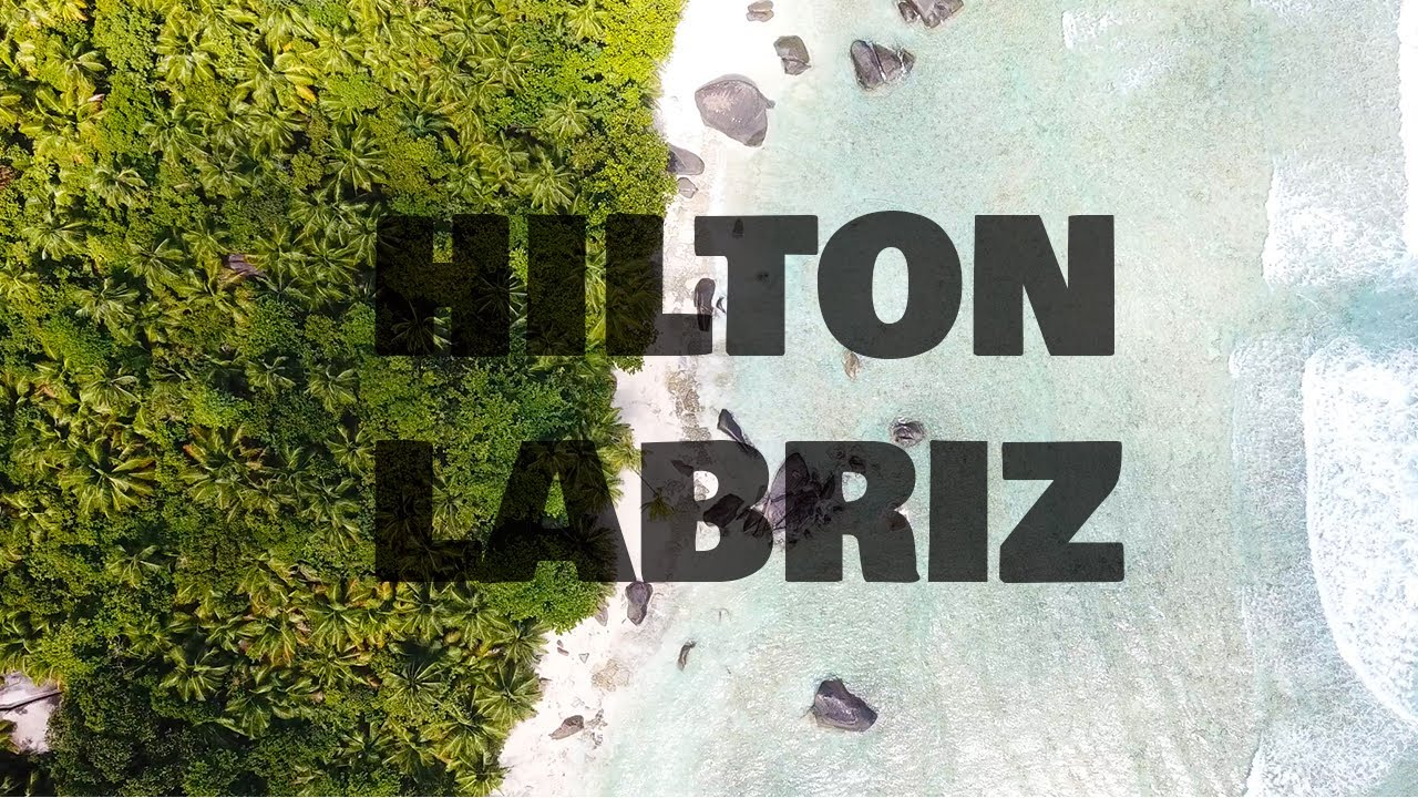 Hilton Seychelles Labriz Resort│Silhouette Island