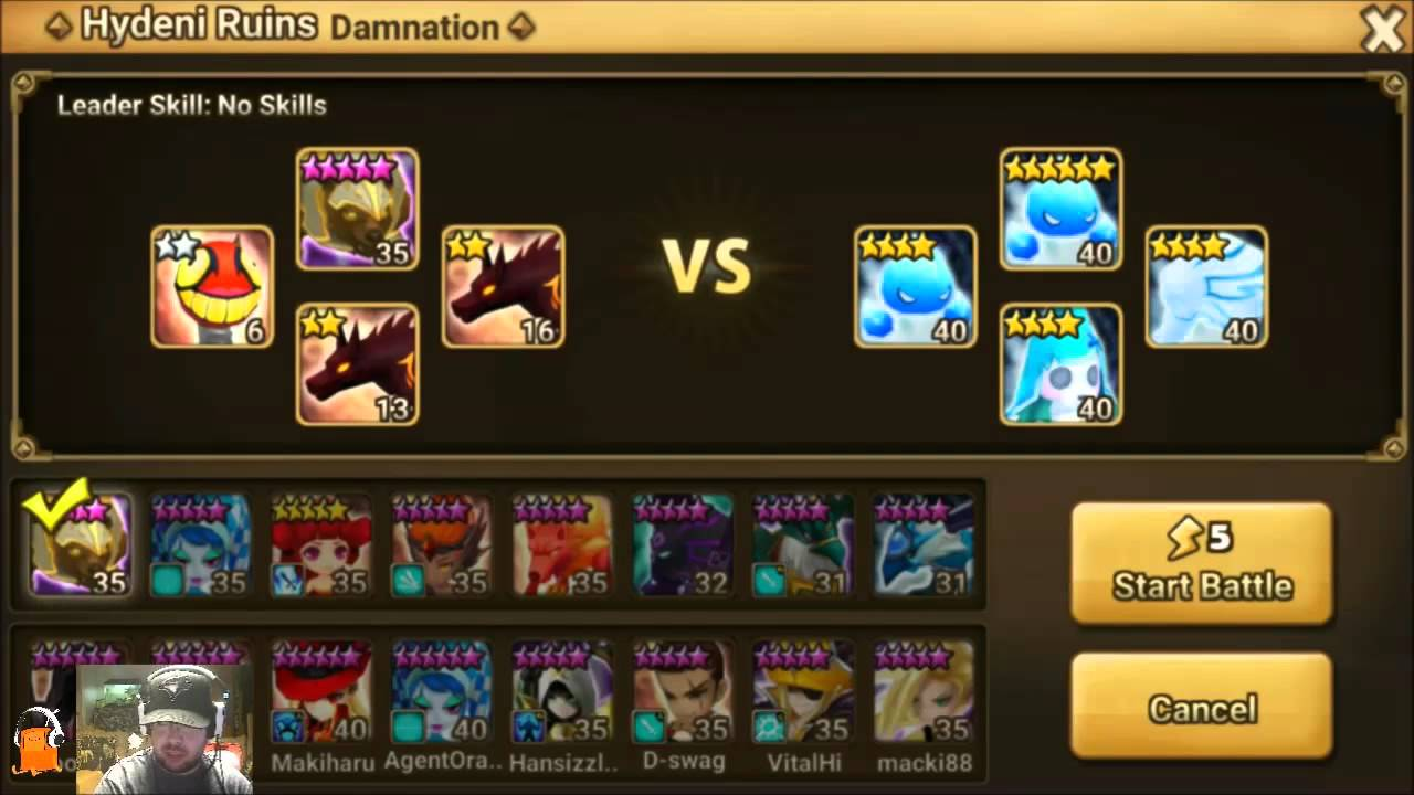 F2pg summoners war how to auto elemental dungeons tips and.