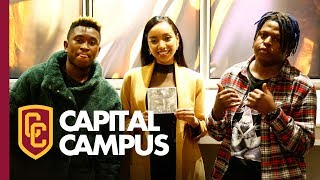 Distruction Boyz Talk On Growth, New Music and Kikoy Culture | Capital Campus