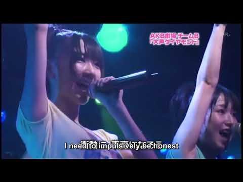 [大声ダイヤモンド] Oogoe Diamond AKBingo episode 10 theater version
