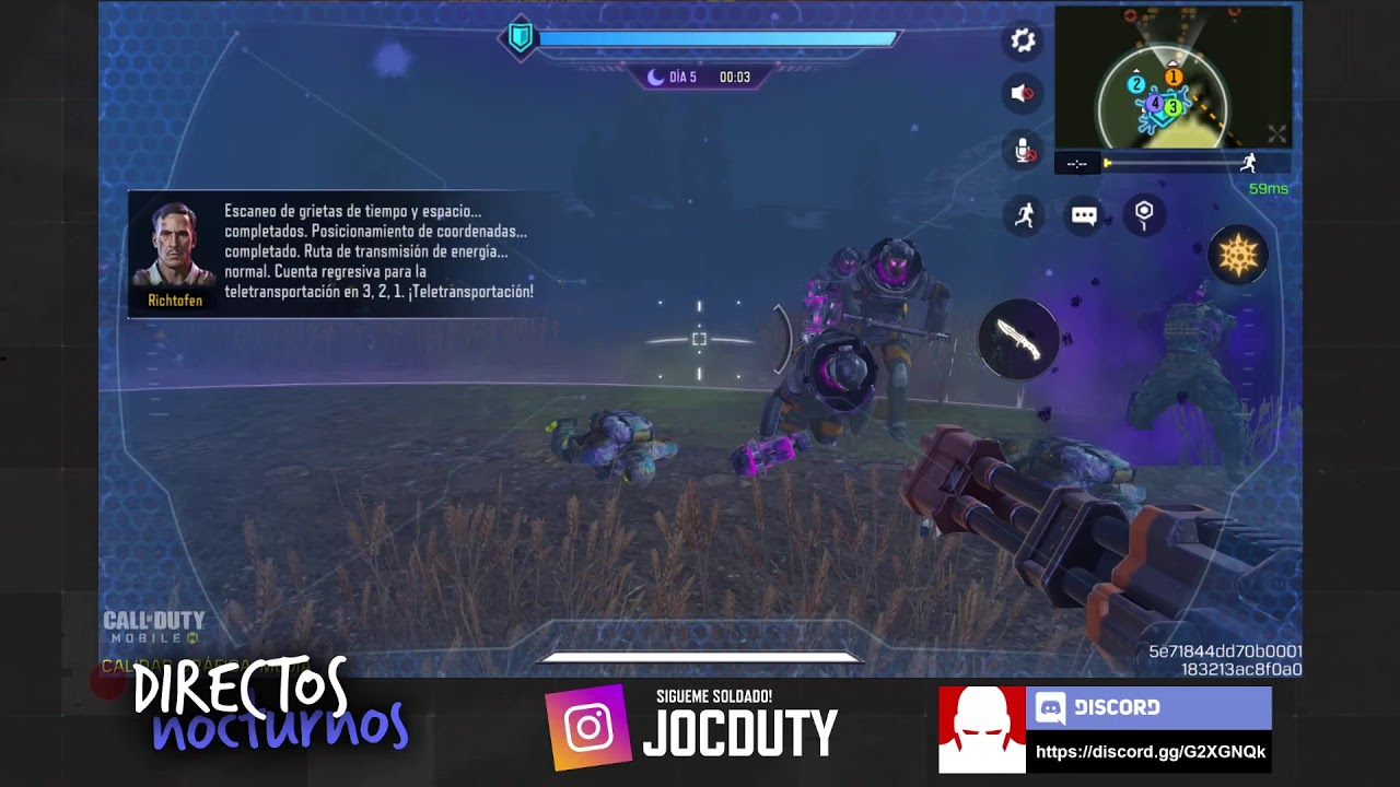 CONSIGO 30 CAMUS DE CRISTAL ETERO en DIRECTO!   Call of Duty Mobile