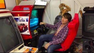 Johnny l's Gaming Garage Ep 6 - Sega OutRun 2