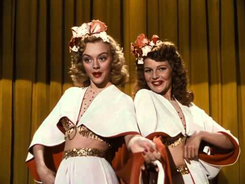 "The Show Must Go On — ""Cover Girl 1944"""