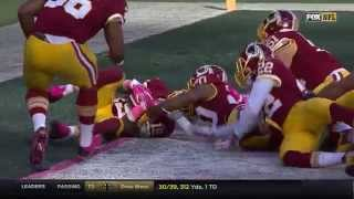 Rashad Ross Scores TD After Blocked Jets Punt in the End Zone! | Redskins vs. Jets | NFL