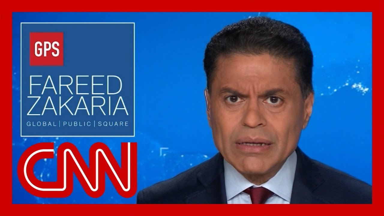 Fareed Zakaria: Crisis brings out the worst in Trump