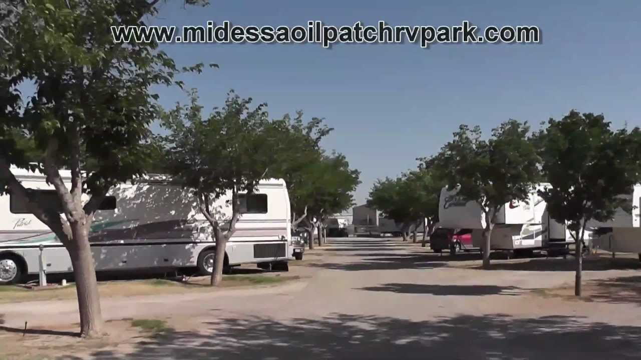 MIDESSA OIL PATCH RV PARK Midland Texas