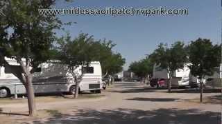 MIDESSA OIL PATCH RV PARK Midland Texas