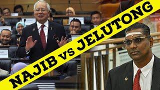 Najib Buat Jelutong GERAM GILA