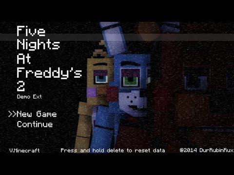 5 nights of freddys server