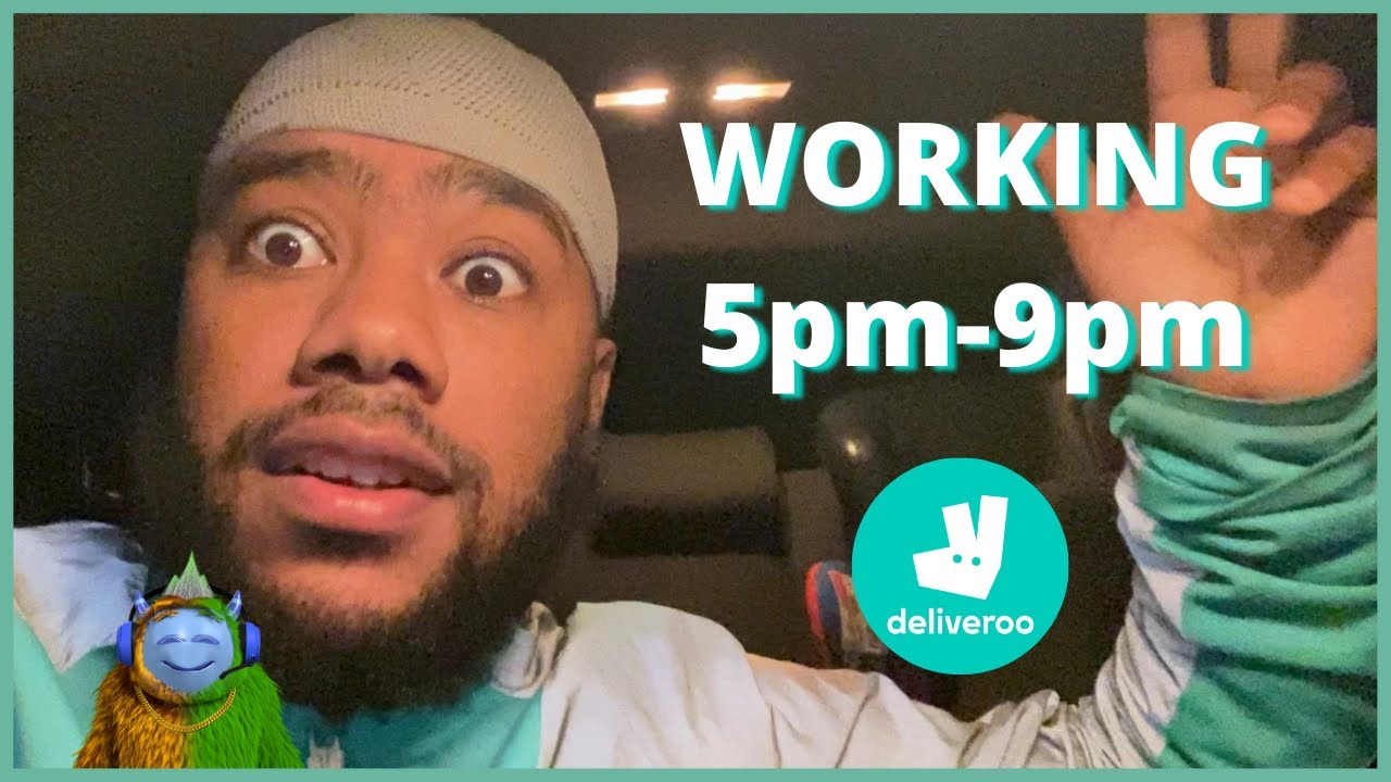 Download I Worked Deliveroo Part Time & MADE £15 a Hour!
