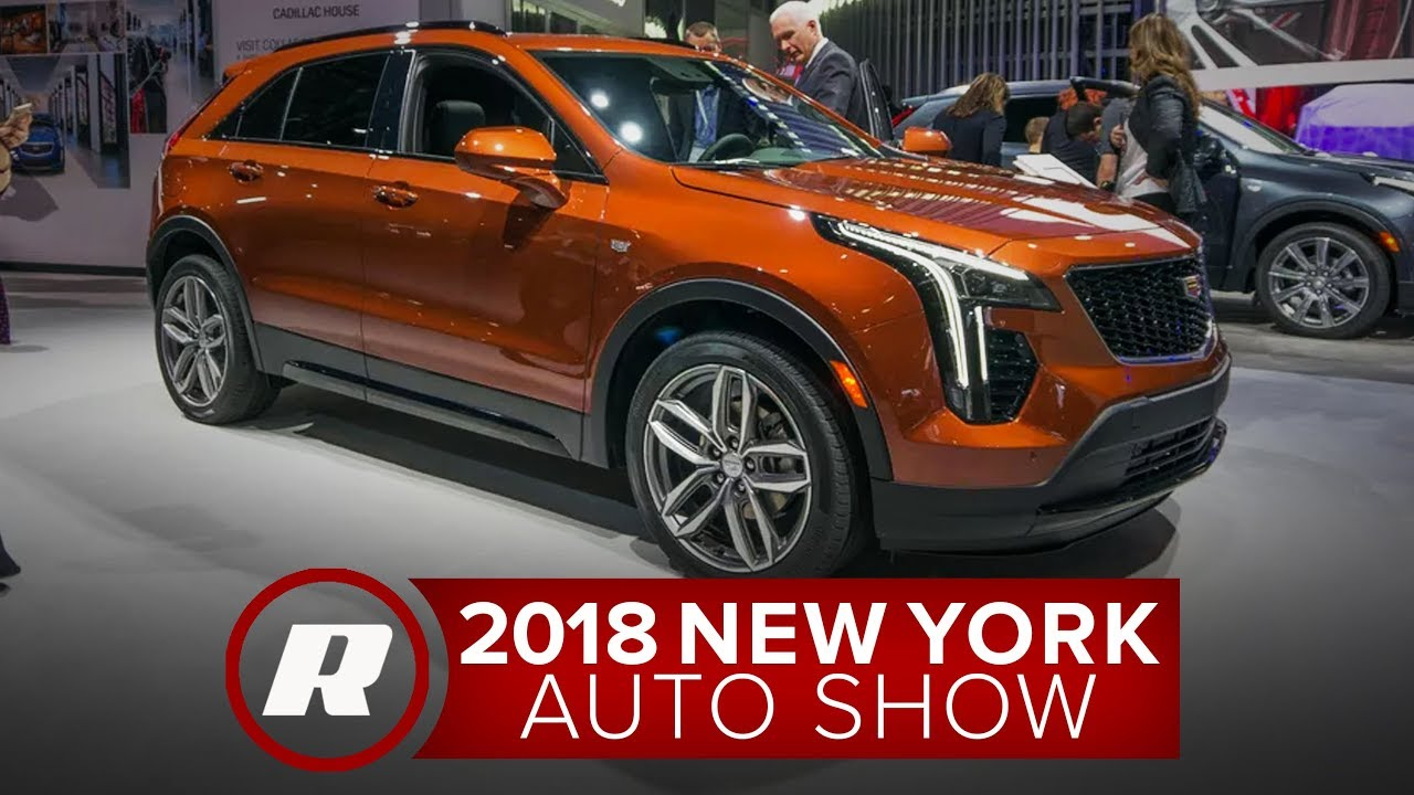 2019 Cadillac Xt4 Suv Debuts At The 2018 Ny Auto Show