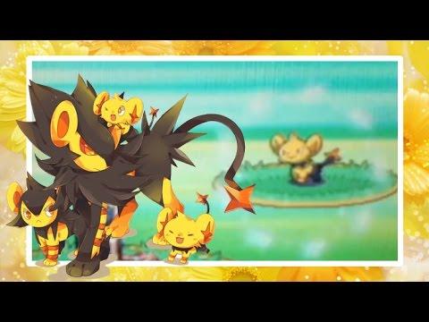 [LIVE] Shiny Shinx In Pokemon Diamond After 1309 REs +Evolutions!