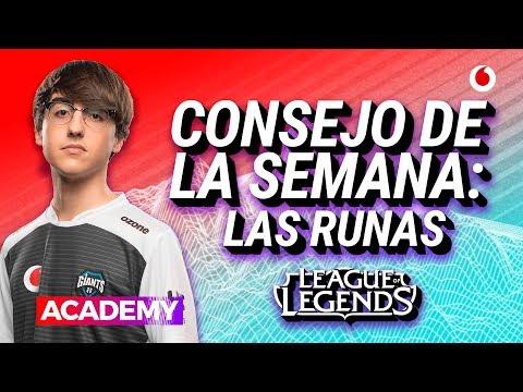 Guía de runas - League of Legends - Esports Academy Tips thumbnail