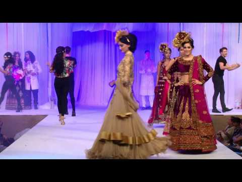Mongas at Asian Bride Live 2014